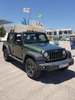 Jeep Wrangler automatik cabrio 5 Personen